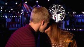 Landi First Kiss