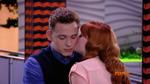 Camby cheek kiss 2