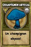 Champignon abyssal