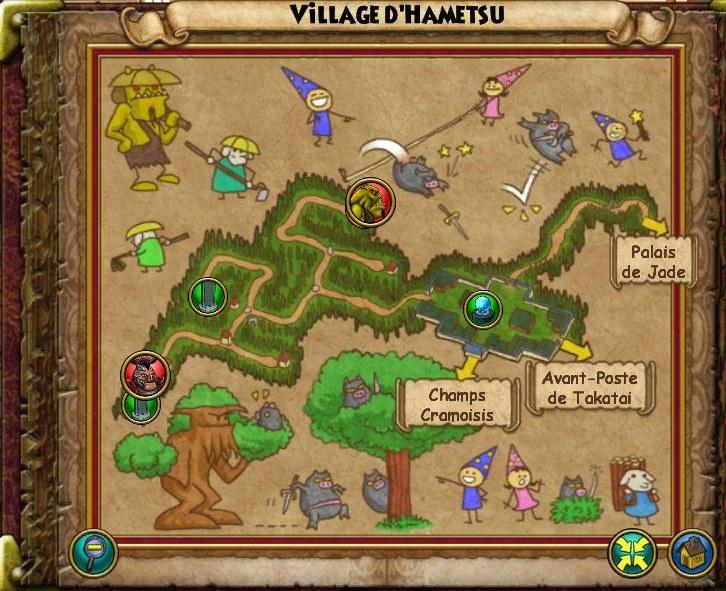 Village d'Hametsu