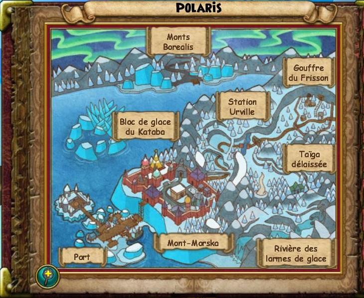 Carte Polaris