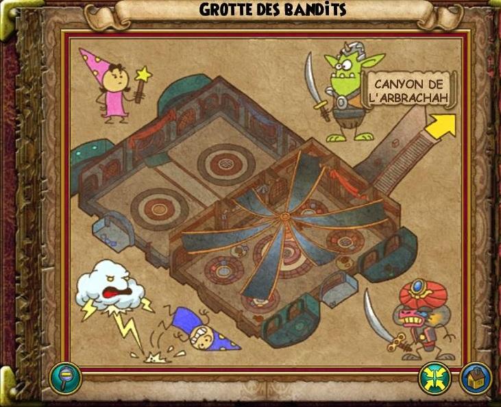 Grotte des bandits