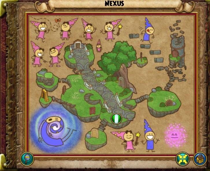 Nexus carte