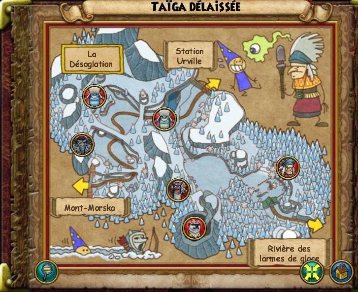 Taïga délaissée