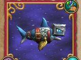 Requin marteau-de-guerre