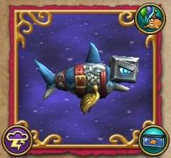 Requin marteau de guerre