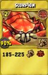 Scorpion(carte-trésor)