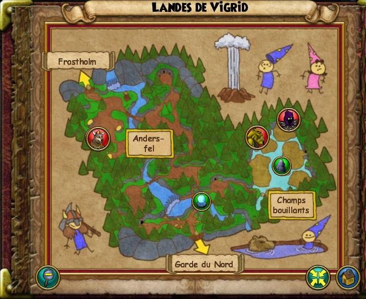 Landes de Vigrid