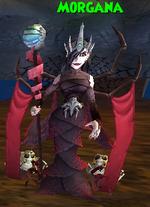 Morgana lac miroir