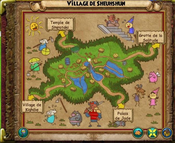 Village de Sheuhshun