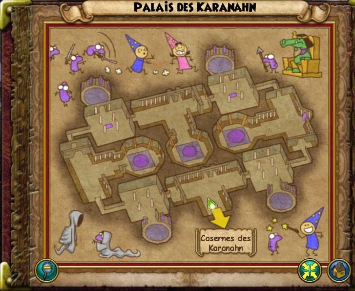 Palais des Karanahn