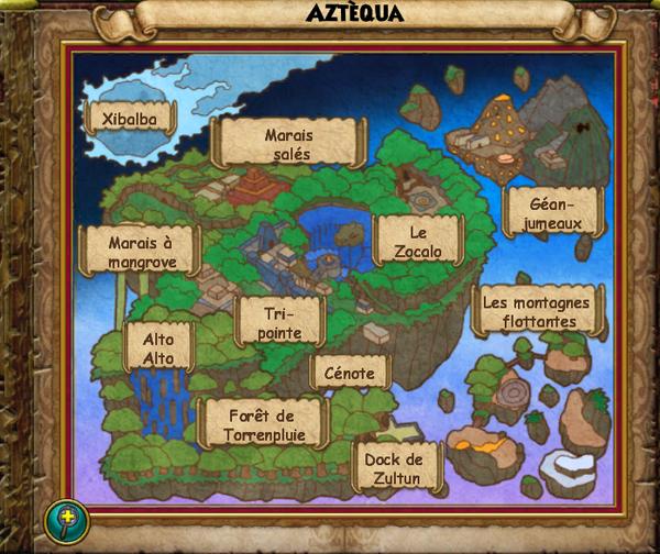 Map aztèqua