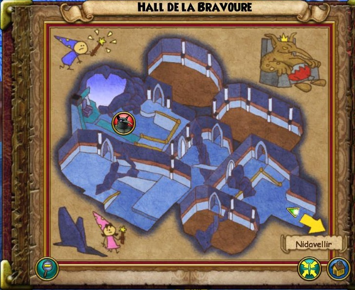 Hall de la Bravoure