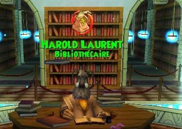 Harold Laurent
