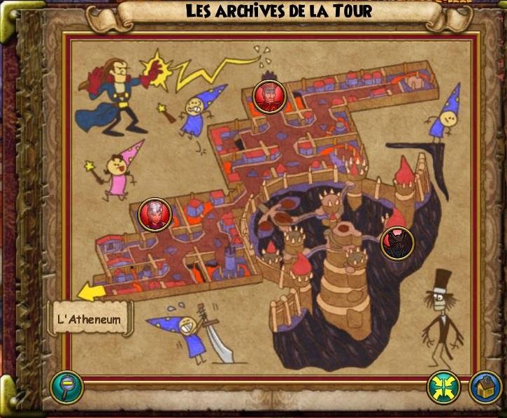 Archives de la Tour