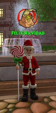 Félix Navidad