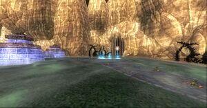 Grotte mystérieuse