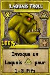 Laquais troll