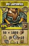Roi arthorius (sort)(Mythes)