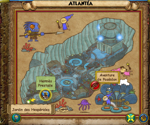 Map altantéa
