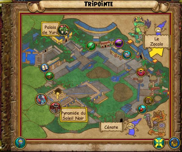 Map tripointe