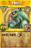 Troll (sort) (colossal)