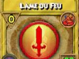 Lame du Feu (carte-trésor)