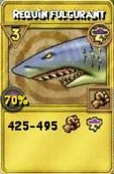 Requin fulgurant CT