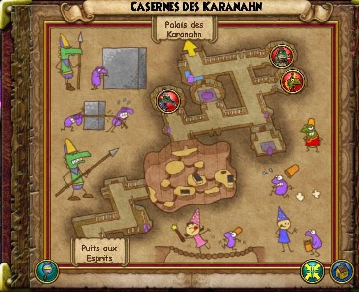 Casernes des Karanahn