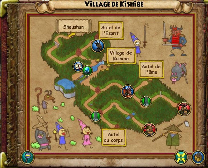 Village de Kishibe