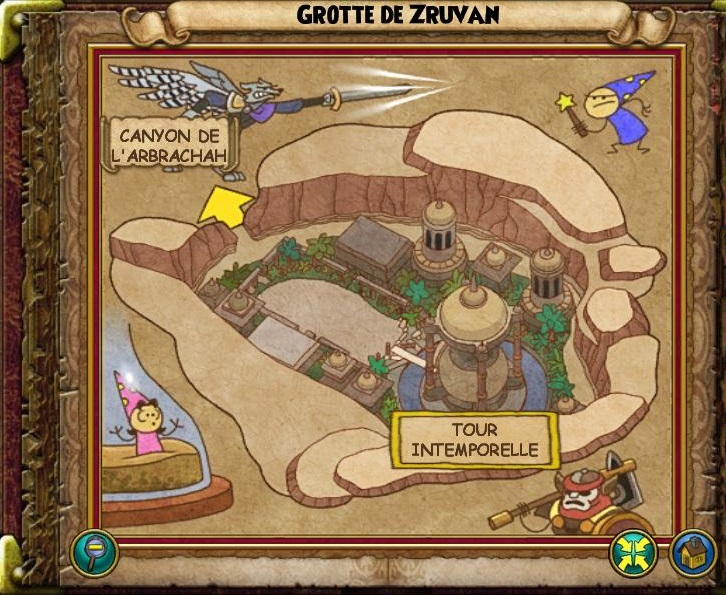 Grotte de Zruvan
