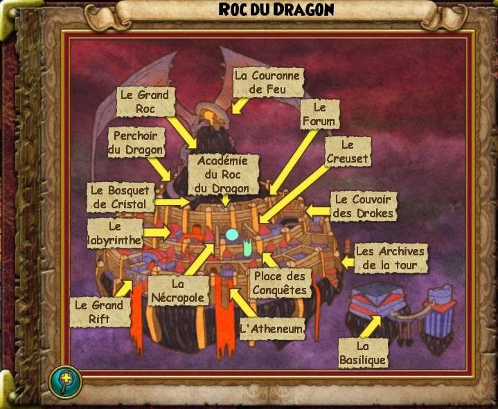 Roc du Dragon