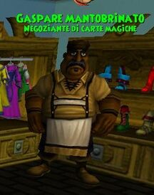 Gaspare Mantobrinato