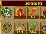 Carte del Tesoro: Meteorite