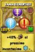 Lama elementale oro