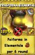 Trasforma elementale oro