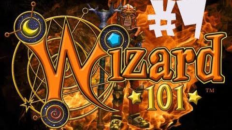 Wizard101 Scheletro Sinistro - Missione 7