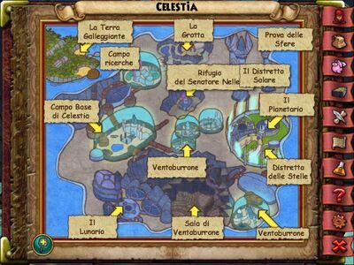 Mappa celestia