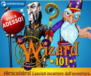 Wizard101 dowload in italiano