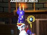 Ambrosio De Merlis