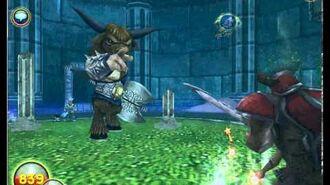 Wizard101 Minotaur Spell