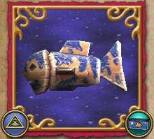 Pesce esca leggendario