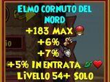 Elmo Cornuto del Nord