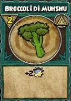 Broccoli di Muhshu