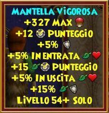 Mantella Vigorosa