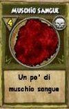 Muschio Sangue