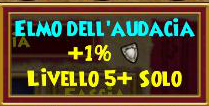 Elmo dell'audacia 2 stat