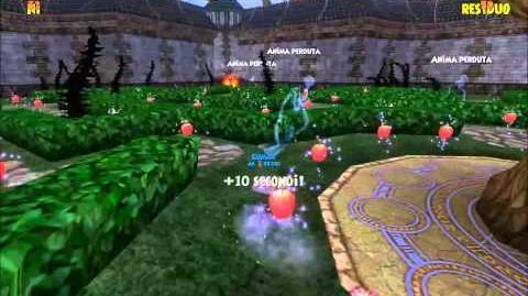 Wizard101 Tenda degli animali - Labirinto