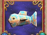 Pesce: Pesce esca ghiacciato