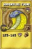 CT Serpente del Tuono